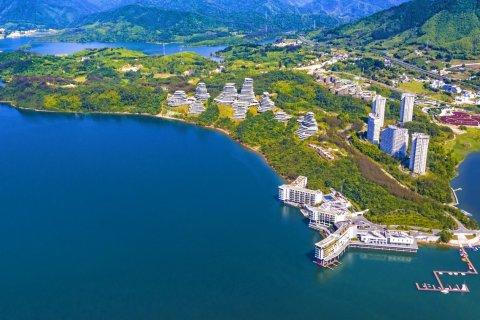 黄山太平湖绿地皇冠假日酒店