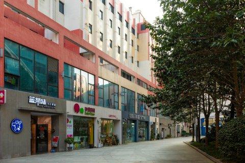 宁波啊布不-店公寓(9号店)