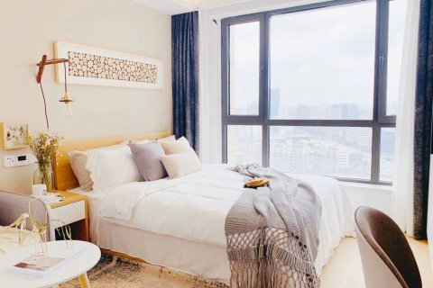 上海YY公寓(伟德路分店)