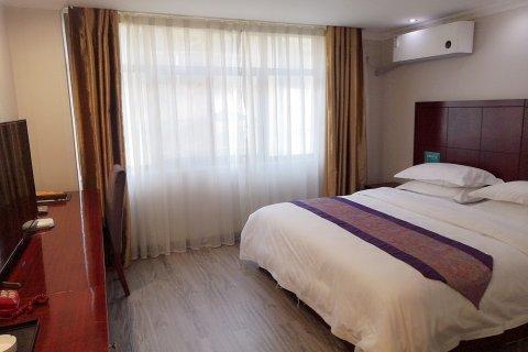 格林联盟酒店(陇南市火车站油橄榄基地店)