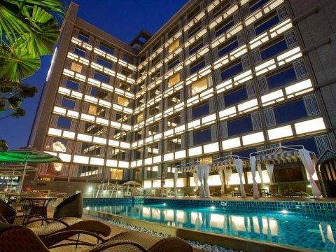 台北香树花园酒店(S-aura Hotel)
