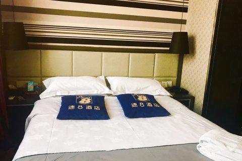 速8酒店(乌鲁木齐鲤鱼山店)